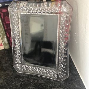Waterford crystal 5 x 7 photo frame. Brand new